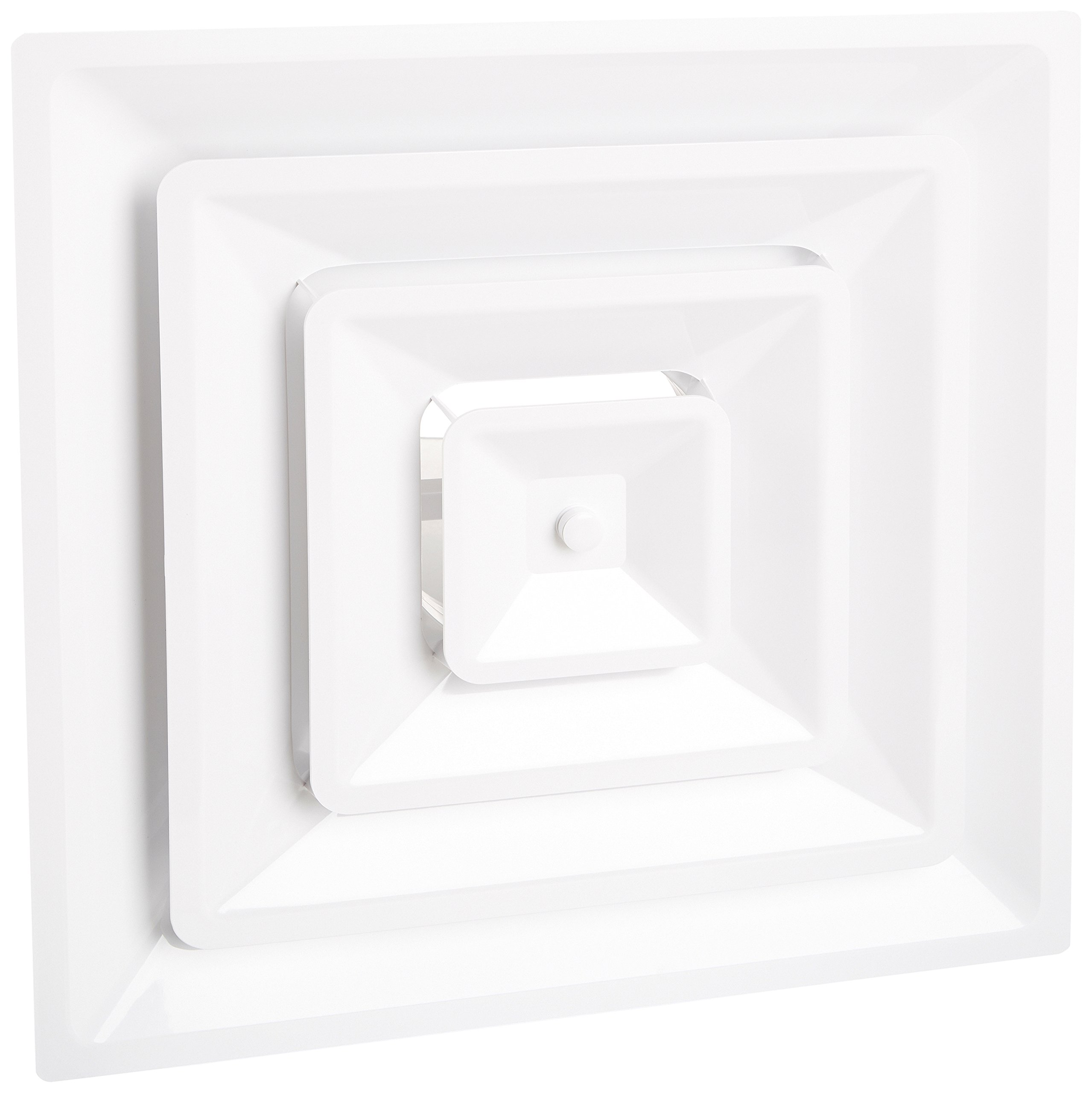 QUICK CONNECT HT-2X2-SPL8 2' x 2' Plastic Drop-In Supply Diffuser by QUICK CONNECT