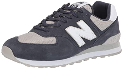 New Balance 574v2, Herren Niedrig, Blau (Outerspace/Light Cliff Grey Esq),  37.5 EU (4.5 UK)