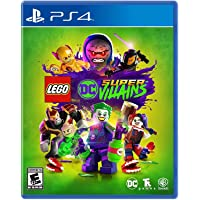 LEGO DC Super-Villains - PlayStation 4