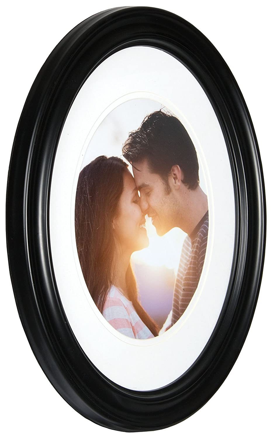 Amazon gallery solutions 11x14 black oval wall frame matted amazon gallery solutions 11x14 black oval wall frame matted to display 8x10 image jeuxipadfo Gallery