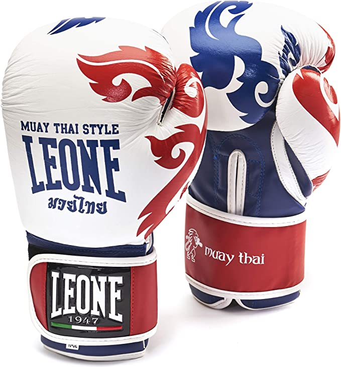 LEONE 1947 Muay Thai Unisex Adult Gloves