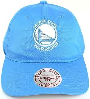 new concept 59498 bf967 Mitchell   Ness NBA Powder Soft Span Dad Hat Blue