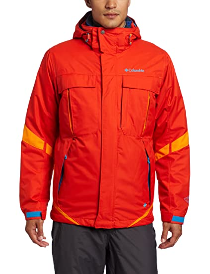 7f53fc83496 Amazon.com  Columbia Men s Bugaboo Interchange Jacket  Clothing