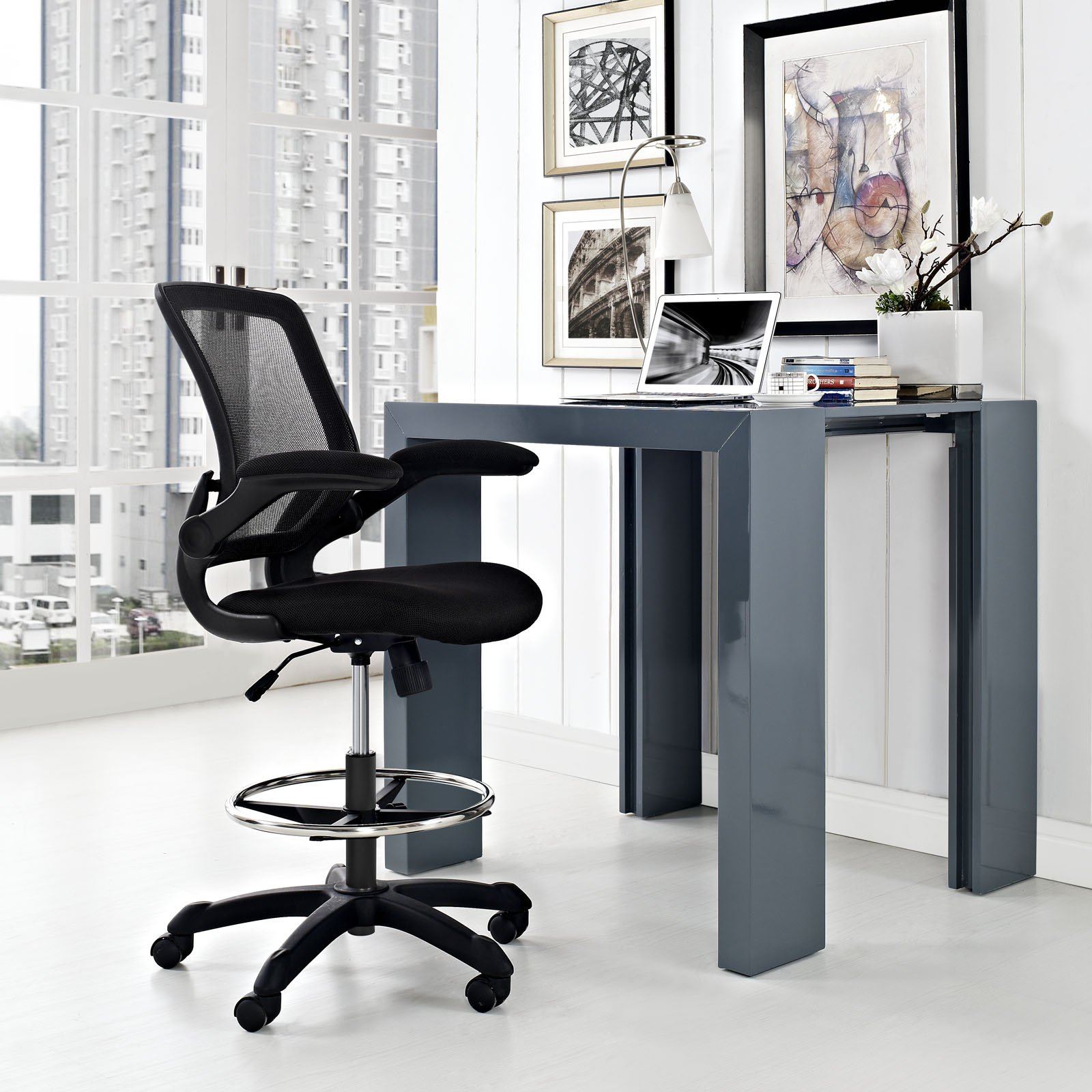 Tall Office Desk Furniture - hypnofitmaui.com