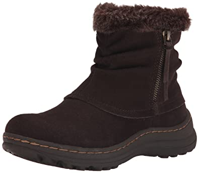 BareTraps Women's Addyson Snow Boot, Dark Brown, ...