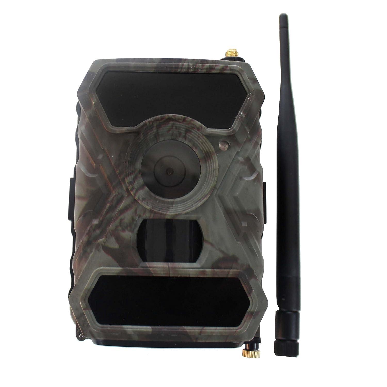 Optimus 3 G Cámara Inalámbrica Wild, GPRS/MMS - Incluye SD Tarjeta SIM y - pre-configurada. con pilas, vigilancia, tiempo de disparo de 0,4 SEK.