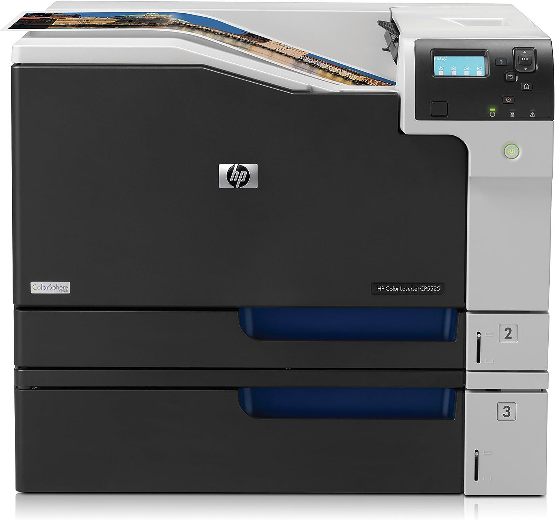 HP Color Laserjet CP5525DN Printer