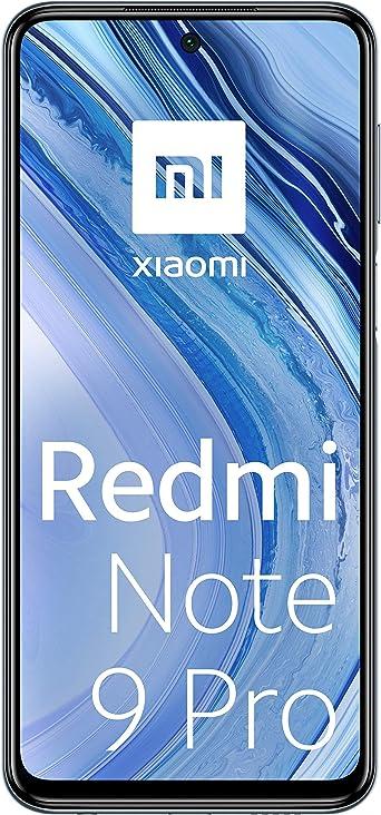 Oferta amazon: Xiaomi Redmi Note 9 Pro - Smartphone con pantalla FHD+ 6.67