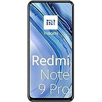 "Xiaomi Redmi Note 9 Pro - Smartphone con pantalla FHD+ 6.67"" DotDisplay (6 GB+128 GB, cámara cuádruple 64 MP con IA…"