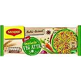 MAGGI NUTRI-LICIOUS Veg Atta, Masala Noodles – 290g Pouch.