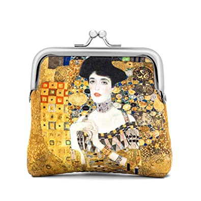 Amazon.com: utopiacity Arte Coin Purse/Moneda Bolso para ...