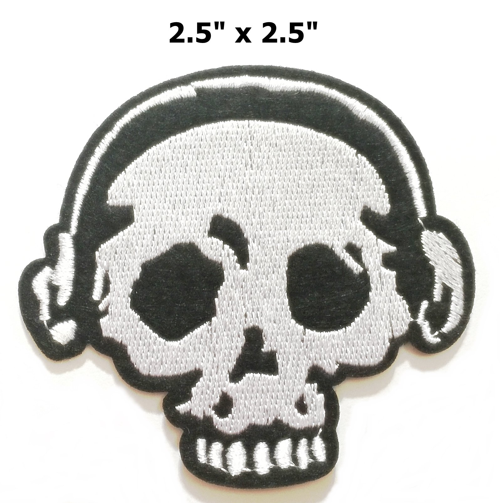 Set Patch of Iron on Band Patches#22,Rock Patch,AC DC ACDC Patch,Misfits Patch,Skull Patch,Sublime Patch,Slayer,Sex Pistols Patch, Red Hot Chili Peppers Patch Embroidered Iron by BossBee