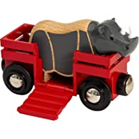 BRIO 33968 Rhino and Wagon