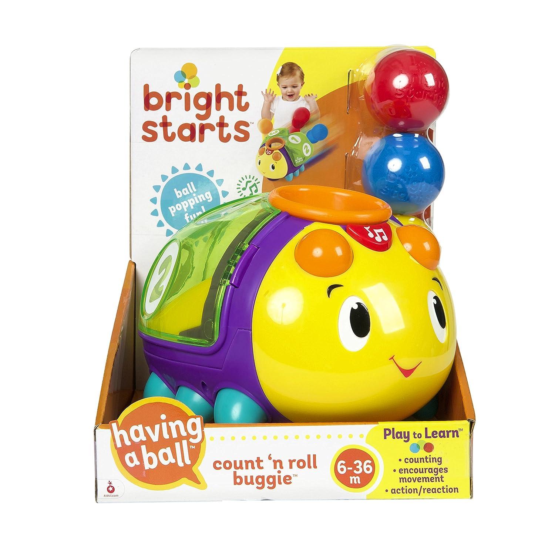 Spielzeug Count ' n Roll Buggie, Bright Starts Kids II Europe B.V. 9309