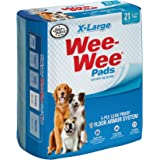 Four Paws Wee-Wee Extra Large Puppy Pads, 21 Ct