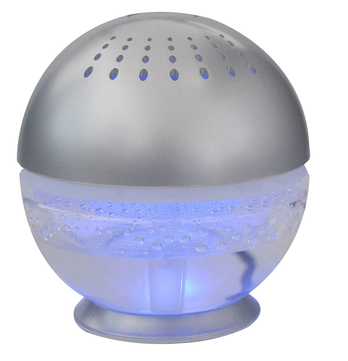 EcoGecko 75518 Little Squirt Air Cleaner and Revitalizer, Silver