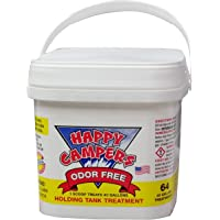 $49 » HAPPY CAMPERS RV Holding Tank Treatment - 64 Treatments