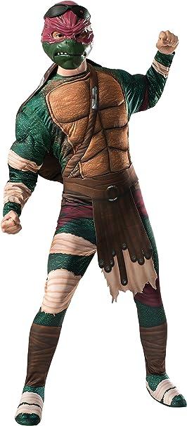 Disfraz de Raphael Tortugas Ninja? adulto - L: Amazon.es: Juguetes ...