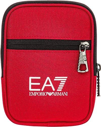 Emporio Armani EA7 hombre bolsos bandolera tango red: Amazon.es: Zapatos y complementos