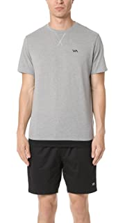 RVCA Mens Runner Mesh Short Sleeve Shirt