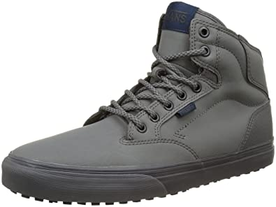 d3c2a8b2a7 Vans Winston Hi MTE, Herren High-Top Sneaker, Grau ((MTE) Gray/Dress ...
