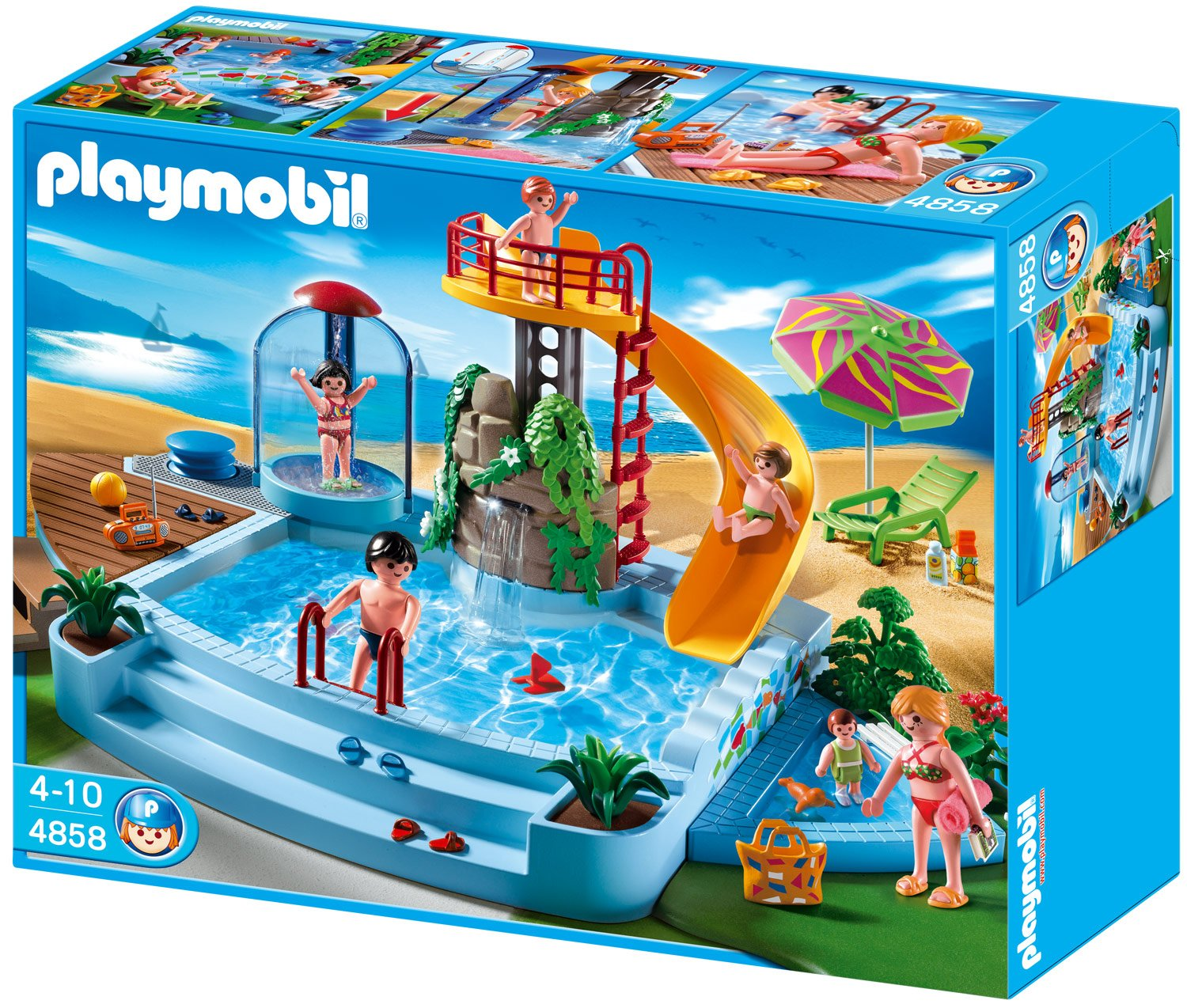 Image Gallery Playmobil Pool