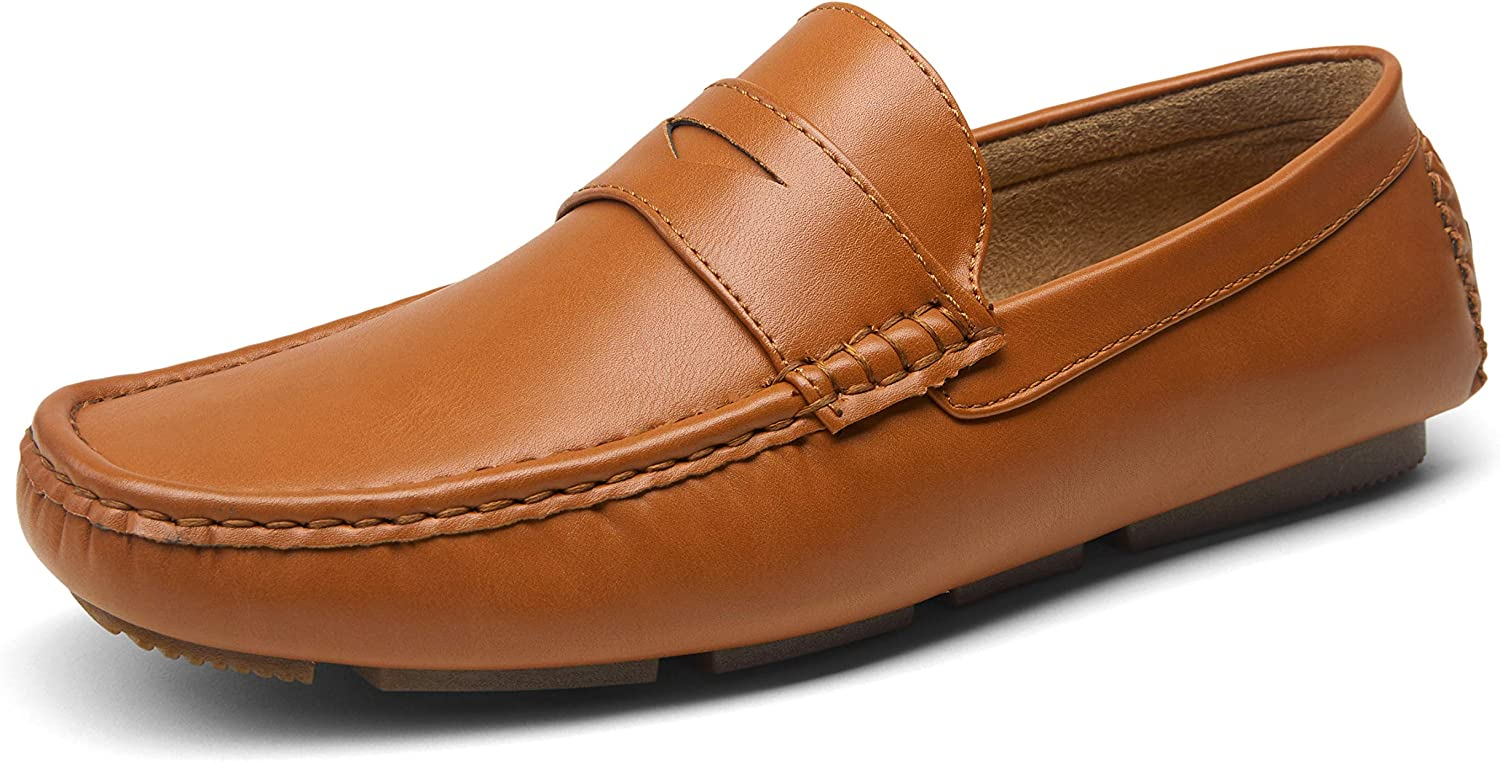 Boat Shoes Handsewn Loafers Casual Slip