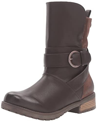 Roxy Women's Bancroft Winter Boot, Chocolate, ...