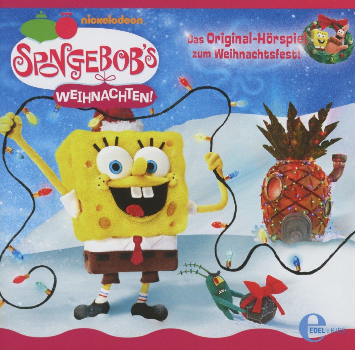SpongeBob Schwammkopf: SpongeBob\'s Weihnachten - Spongebob ...