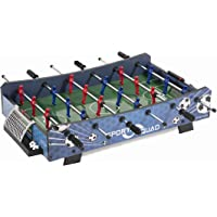 Sport Squad FX40 40 inch Table Top Foosball Table for Adults and Kids - Compact Mini Tabletop Soccer Game