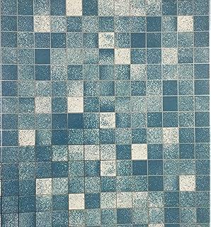 Tile-makeover - Confezione da 10 adesivi a mosaico per piastrelle da ...