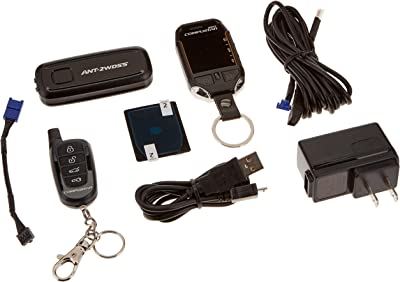 Compustar Pro 3-Mile Range Pager Kit