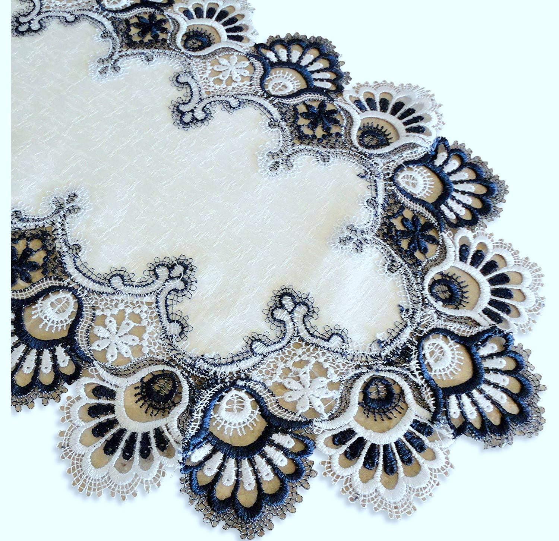 Galleria di Giovanni Blue White Lace 70