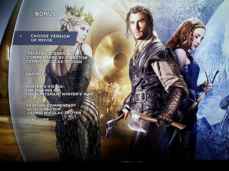 The Huntsman: Winter's War - Extended Edition ~ The