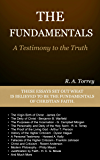 THE FUNDAMENTALS  - A Testimony to the Truth
