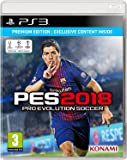 Pro Evolution Soccer 2018 Premium Edition (PS3) (輸入版)