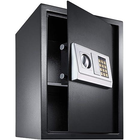 Disponible De Mini Seguridad En Fuerte Tectake Colores50x35x34 5cmNo Electrónica SeguroLlave Caja Safe Hotel Diferentes Pared nXP8wO0k