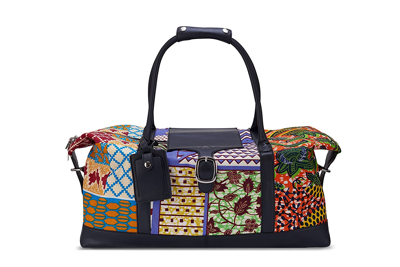 Image of AMMA JO Tropic Duffel Weekender Bag