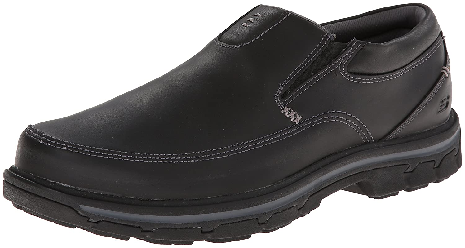 Skechers Men's Segment-The Search Slip-On Loafer Skechers USA Footwear Mens Skechers 64261