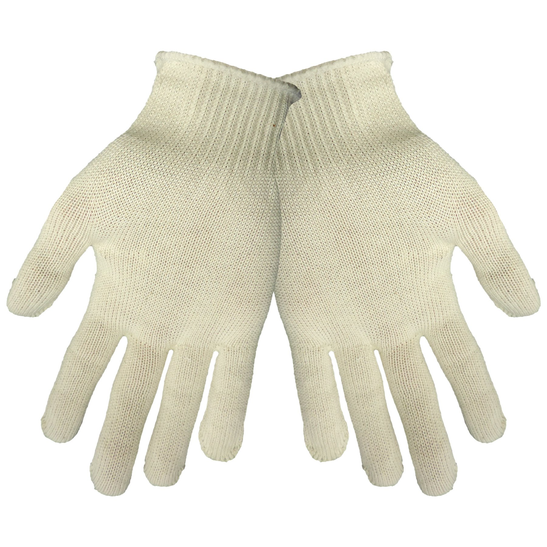 Global Glove S13 String Knit Lightweight Glove Liner (Case of 300) by Global Glove