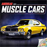 Image for Classic American Muscle Cars Calendar 2021 Bundle - Deluxe 2021 Muscle Cars Wall Calendar with Over 100 Calendar…