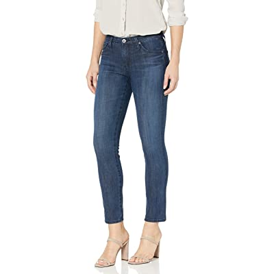AG Adriano Goldschmied Women's Prima Cigarette Fit Ankle Jean: Clothing