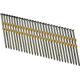 Gripe Rite GR3011M 21 Degree Plastic Strip Round Head Bright Coated Collated Framing Nails, 3' x 0.120'