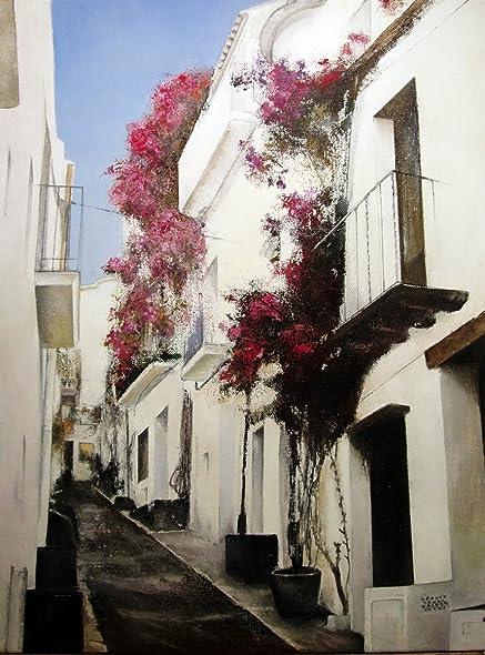 Amazon.com: Cadaqués-Girona- Spain: Tomas Castaño: Fine Art