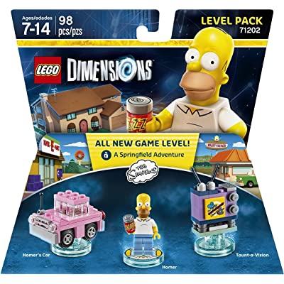 Simpsons Level Pack - LEGO Dimensions: Video Games