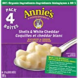 Annie's Homegrown Annie's Homegrown Shells & White Cheddar, 680 Grams