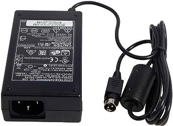 Amazon.com: HP 60 W 24 V 25 A POS impresora Adaptador AC ...