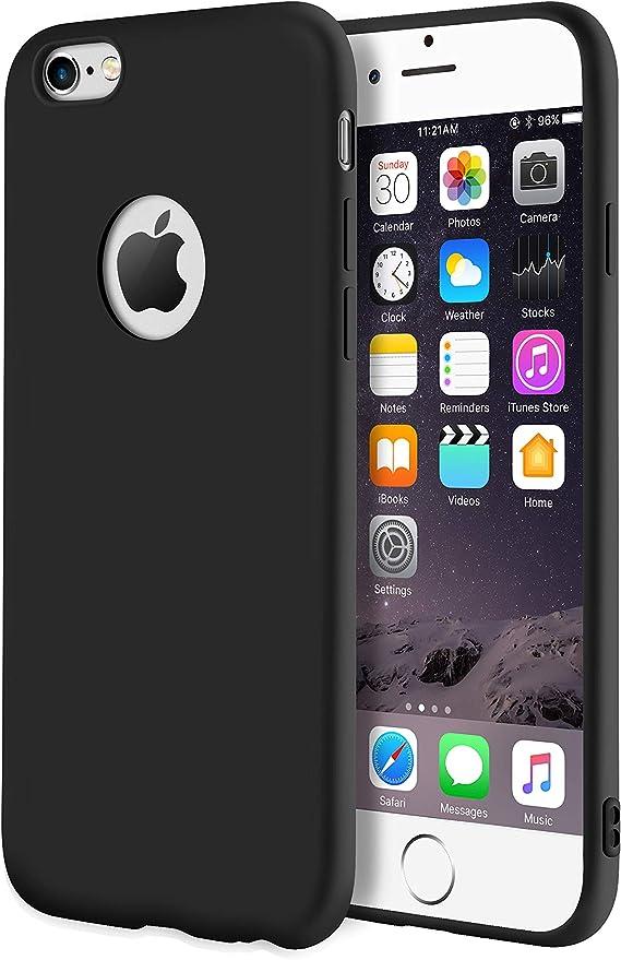 iphone 6 Case Soft TPU Matte Cover