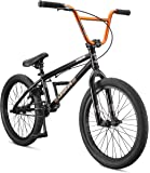 Mongoose Legion Freestyle BMX Bike Line for Kids, Youth and Beginner-Level to Advanced Adult Riders, 20-Inch Wheels…
