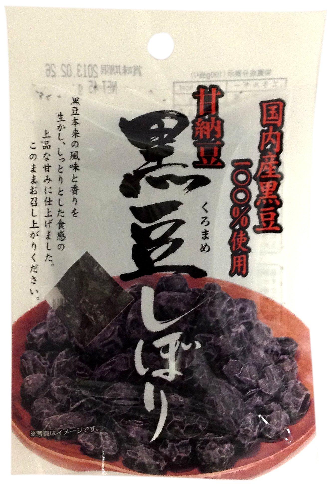 Kimura Foods domestic black bean squeezed Amanatto 45gX15 bags by Kimura Foods
